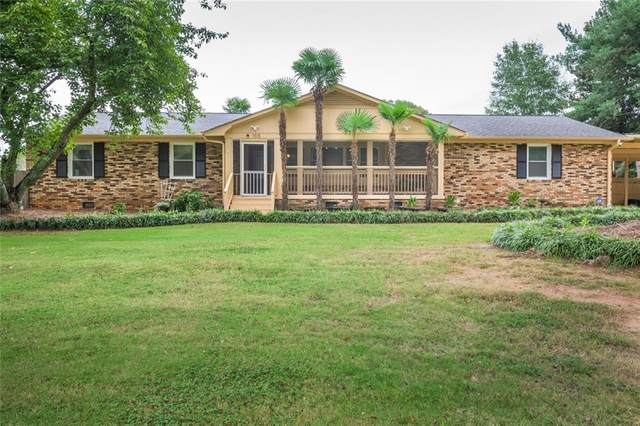 105 Woodlawn Avenue, Anderson, SC 29625 (MLS #20232124) :: The Powell Group