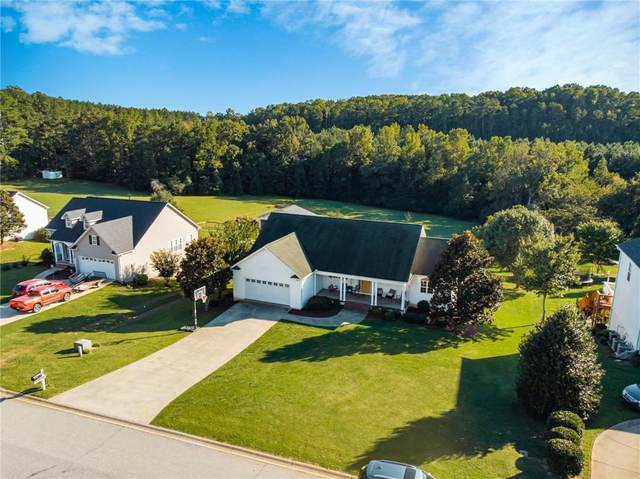 117 Chandler Drive, Liberty, SC 29657 (MLS #20232132) :: Les Walden Real Estate
