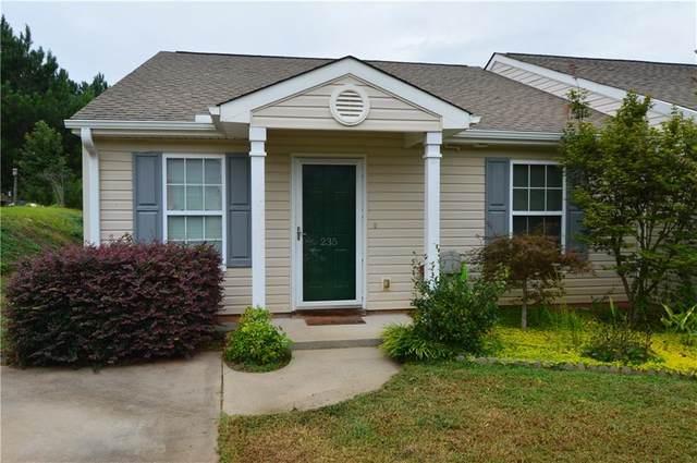 235 Tamarack Drive, Seneca, SC 29678 (MLS #20232140) :: Les Walden Real Estate