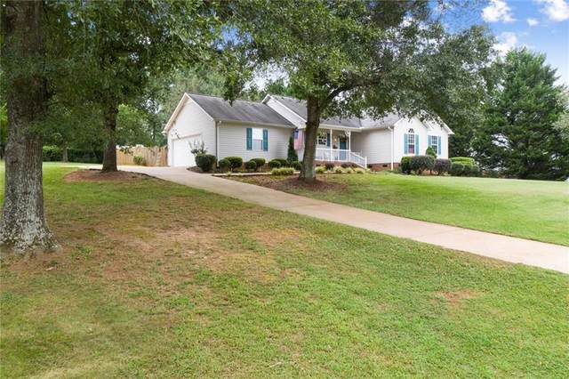 1017 Shennandoah Dr Drive, Anderson, SC 29625 (MLS #20232168) :: The Powell Group