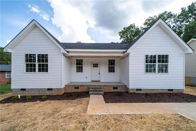 329 Saluda Street, Belton, SC 29627 (MLS #20232169) :: The Powell Group