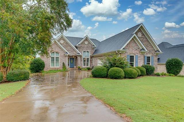 139 Turnberry Road, Anderson, SC 29621 (MLS #20232171) :: Prime Realty