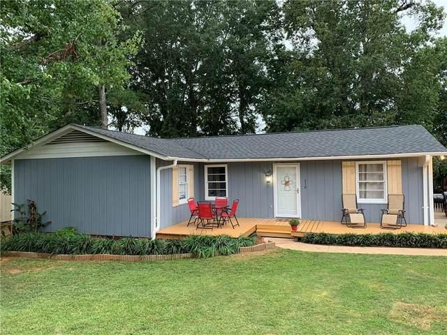 210 Evergreen Street, Easley, SC 29642 (MLS #20232176) :: Les Walden Real Estate