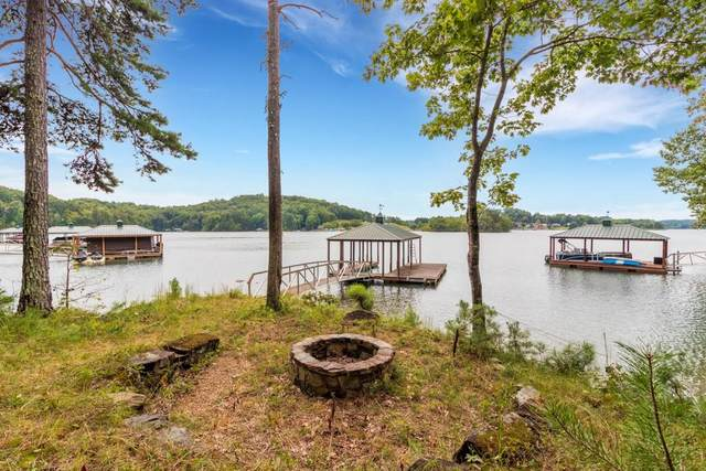 205 Lake Breeze Trail, Six Mile, SC 29682 (MLS #20232187) :: The Powell Group