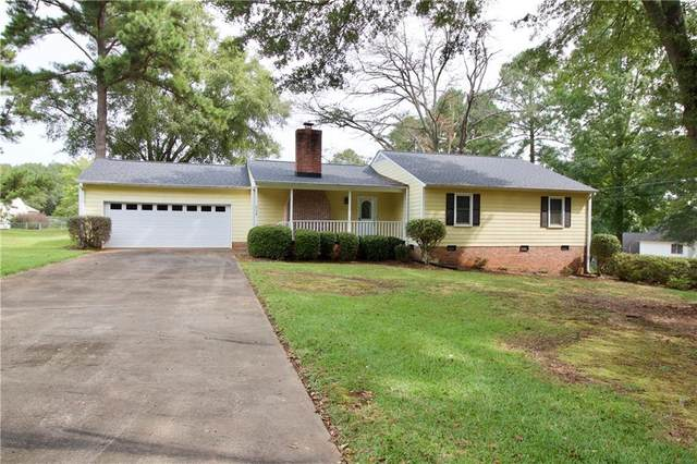 202 Webb Road, Anderson, SC 29621 (MLS #20232188) :: The Powell Group