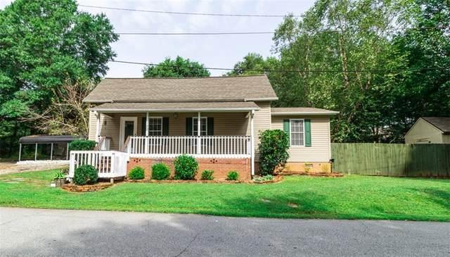 129 James Circle, Central, SC 29630 (MLS #20232191) :: Les Walden Real Estate