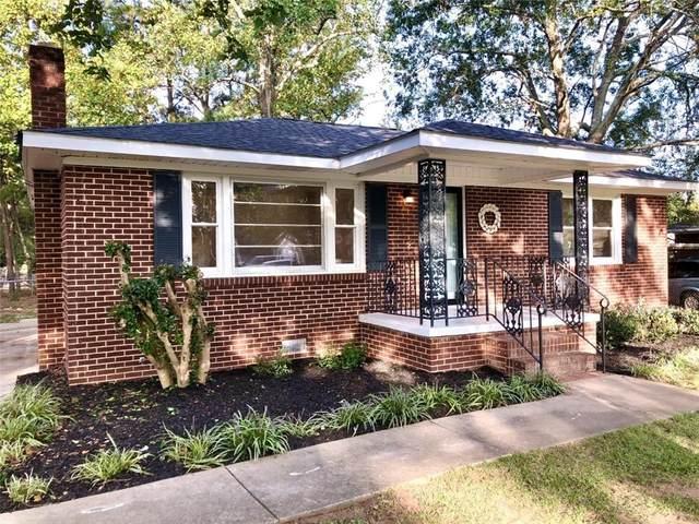 15 Edgewood Drive, Williamston, SC 29697 (MLS #20232195) :: The Powell Group
