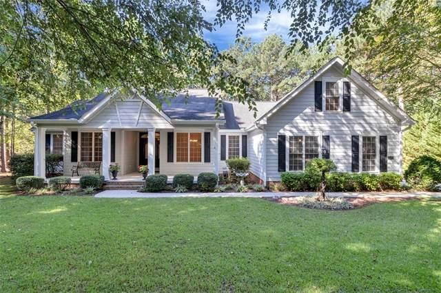 107 N Waterside Drive, Seneca, SC 29672 (MLS #20232210) :: Les Walden Real Estate