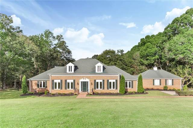 201 Autumn Lane, Belton, SC 29627 (MLS #20232212) :: The Powell Group