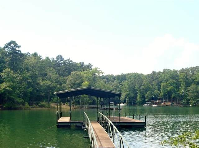 507 Lost Trail, Hartwell, GA 30643 (MLS #20232276) :: Tri-County Properties at KW Lake Region