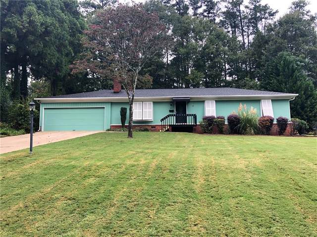 519 Walden Parkway, Anderson, SC 29621 (MLS #20232278) :: The Powell Group