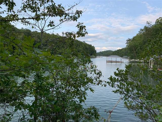 Lot 88 Rock Edge Drive, Seneca, SC 29672 (MLS #20232285) :: Les Walden Real Estate