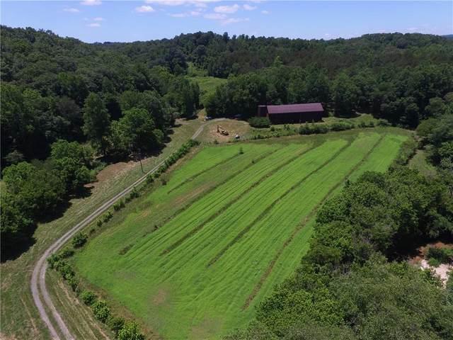 107 Acres E Hwy 123, Toccoa, GA 30577 (MLS #20232286) :: Tri-County Properties at KW Lake Region