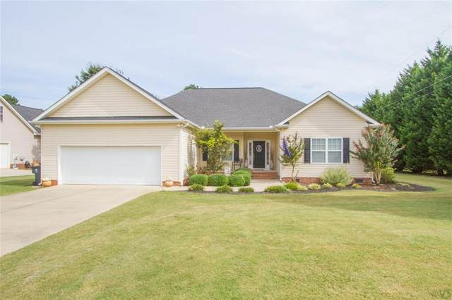 100 Trudy Lane, Anderson, SC 29621 (MLS #20232287) :: Les Walden Real Estate
