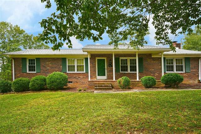 417 Springdale Avenue, Liberty, SC 29657 (MLS #20232292) :: Tri-County Properties at KW Lake Region
