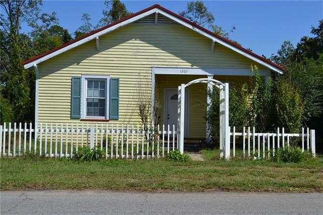 1207 Goddard Avenue, Seneca, SC 29678 (MLS #20232302) :: Les Walden Real Estate