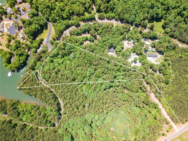 000 Harbor Ridge Rd/ Lot 149 Harbor Point, Seneca, SC 29672 (MLS #20232308) :: Les Walden Real Estate