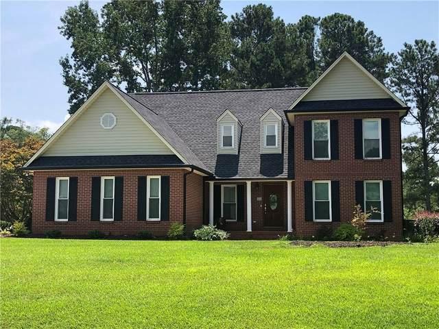 2624 Dog Leg Lane, Seneca, SC 29678 (MLS #20232322) :: Les Walden Real Estate