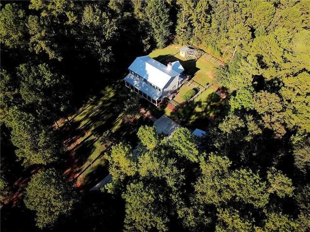 341 Poplar Springs Road, Walhalla, SC 29691 (MLS #20232344) :: Les Walden Real Estate
