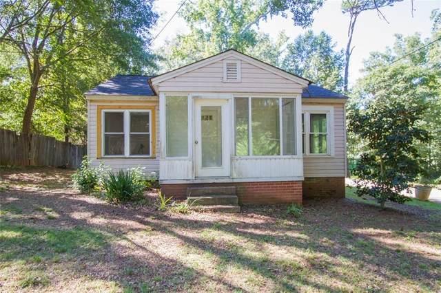 1004 Cox Avenue, Anderson, SC 29621 (MLS #20232345) :: Les Walden Real Estate