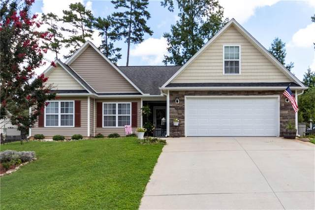 108 Heatherbrooke Court, Easley, SC 29640 (MLS #20232350) :: The Powell Group