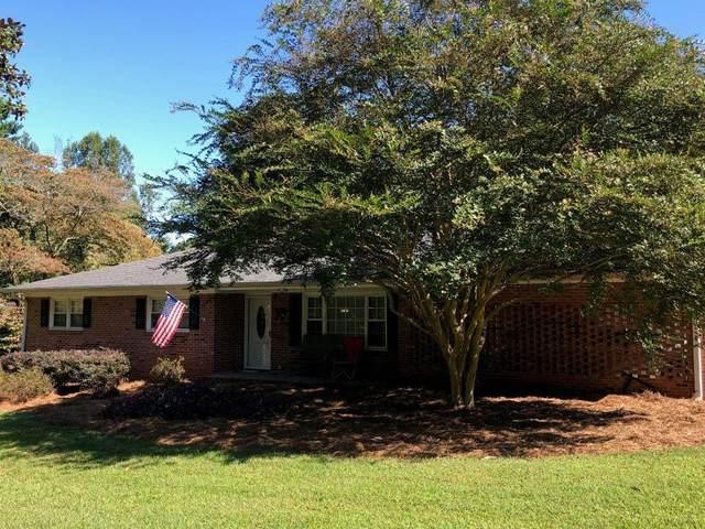 608 W Springwood Drive, Seneca, SC 29672 (MLS #20232362) :: Les Walden Real Estate