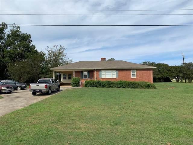 4120 Old Portman Road, Anderson, SC 29626 (MLS #20232365) :: Les Walden Real Estate