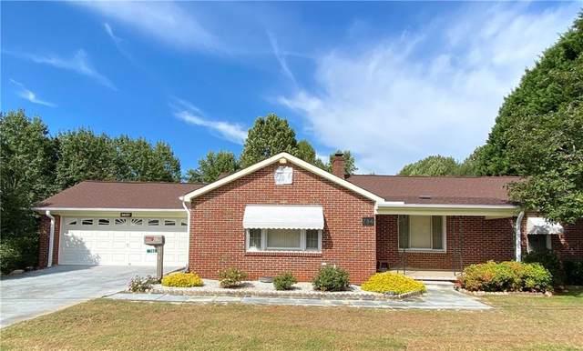 786 West Union Road, West Union, SC 29696 (MLS #20232370) :: Les Walden Real Estate