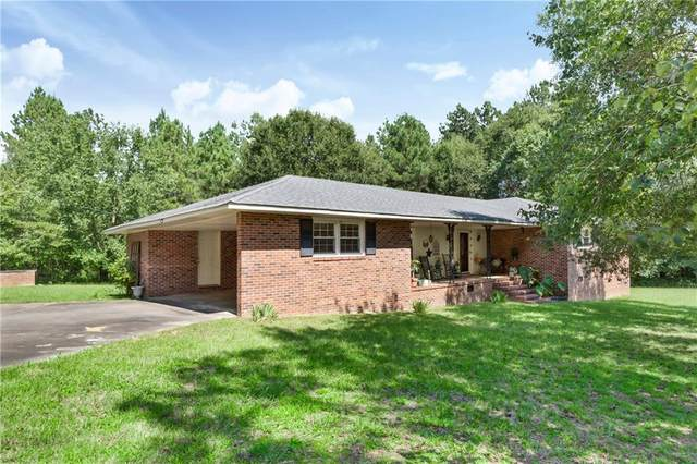 104 Ramage Road, Townville, SC 29689 (MLS #20232392) :: The Powell Group