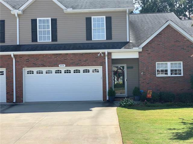 203C Palmetto Way, Easley, SC 29642 (MLS #20232410) :: Tri-County Properties at KW Lake Region