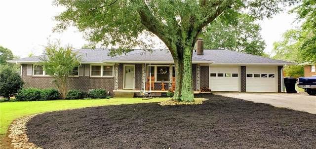 2826 Bellview Road, Anderson, SC 29621 (MLS #20232414) :: Les Walden Real Estate