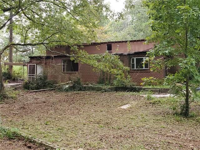 305 Randolph Drive, Iva, SC 29655 (MLS #20232417) :: Tri-County Properties at KW Lake Region