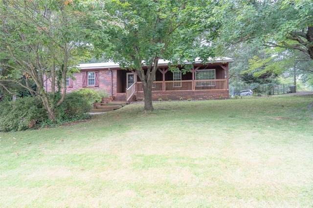 105 Blue Ridge Road, Clemson, SC 29631 (MLS #20232419) :: Tri-County Properties at KW Lake Region