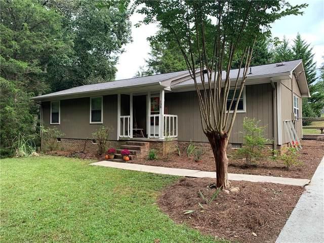 138 Fieldcrest Street, Central, SC 29630 (MLS #20232424) :: Les Walden Real Estate