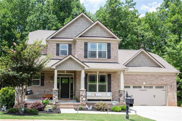 71 Angus Run, Seneca, SC 29672 (MLS #20232437) :: Les Walden Real Estate