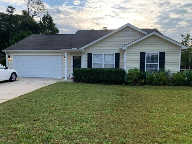 613 Hunters Lane, Anderson, SC 29625 (MLS #20232461) :: Les Walden Real Estate