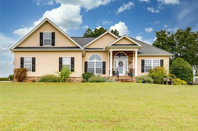 858 Blackman Road, Pendleton, SC 29670 (MLS #20232478) :: The Powell Group