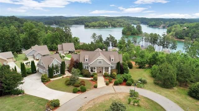 203 High Point Court, Seneca, SC 29672 (MLS #20232485) :: Les Walden Real Estate