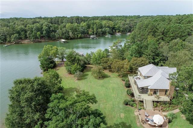 115 Waters Edge Drive, Hartwell, GA 30643 (MLS #20232493) :: Les Walden Real Estate