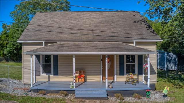 303 Turner Street, Easley, SC 29640 (MLS #20232497) :: Les Walden Real Estate