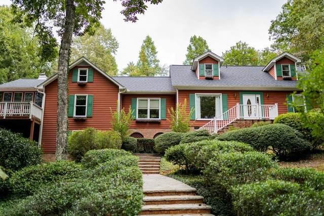 371 Lake Drive, Mountain  Rest, SC 29664 (MLS #20232503) :: Les Walden Real Estate