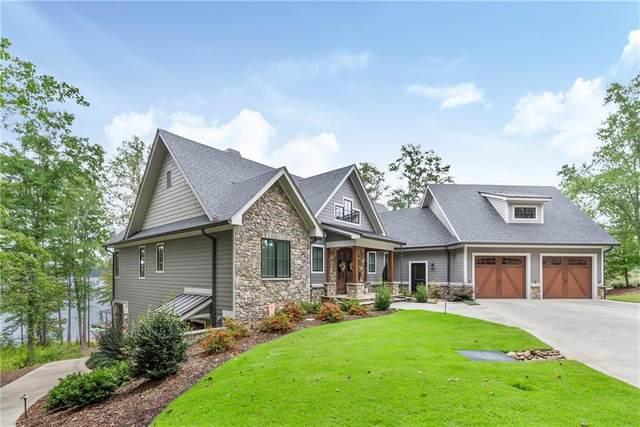 139 Rollingwood Drive, Seneca, SC 29672 (MLS #20232527) :: Les Walden Real Estate