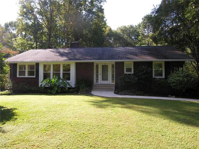 100 E Lewis Road, Clemson, SC 29631 (MLS #20232530) :: Tri-County Properties at KW Lake Region