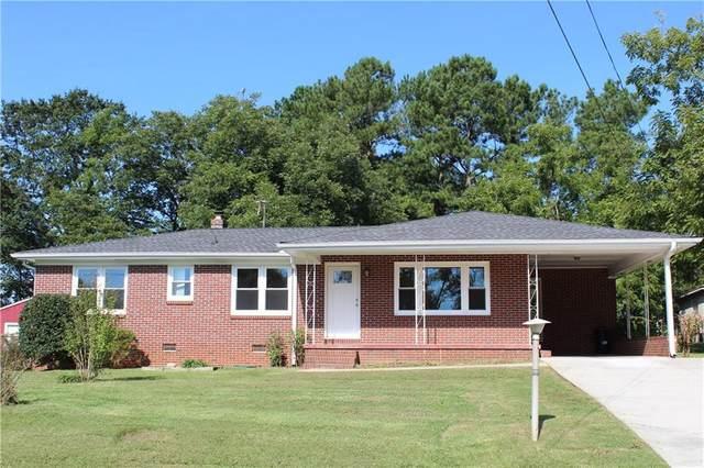 204 Gracie Street, Seneca, SC 29678 (MLS #20232554) :: Les Walden Real Estate