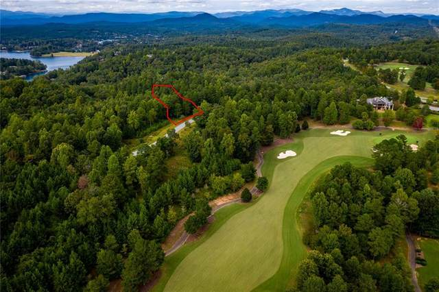 625 Cliffs Vista Parkway, Six Mile, SC 29682 (MLS #20232562) :: The Powell Group