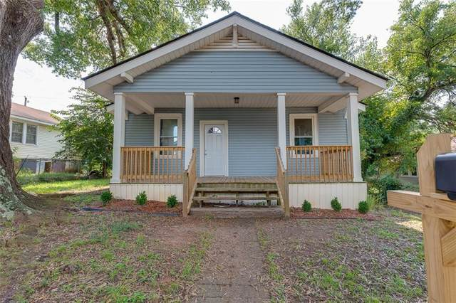 237 Foster Street, Anderson, SC 29625 (MLS #20232576) :: Les Walden Real Estate