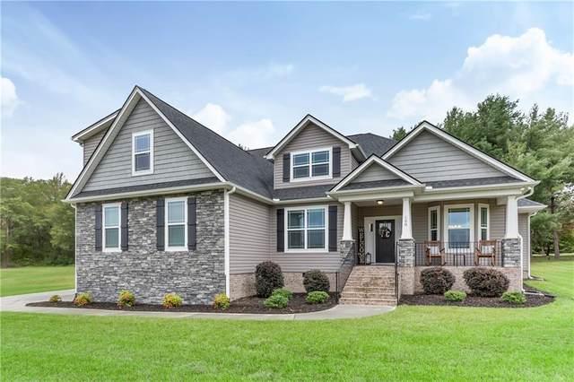 100 Jacob Lee Drive, Pelzer, SC 29669 (MLS #20232596) :: Les Walden Real Estate