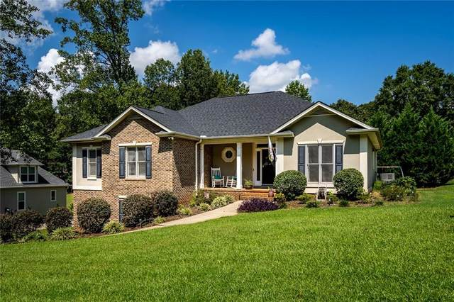 519 Brittany Park, Anderson, SC 29621 (MLS #20232598) :: Les Walden Real Estate