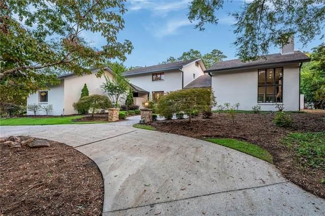 107 Lewis Road, Clemson, SC 29631 (MLS #20232606) :: Les Walden Real Estate