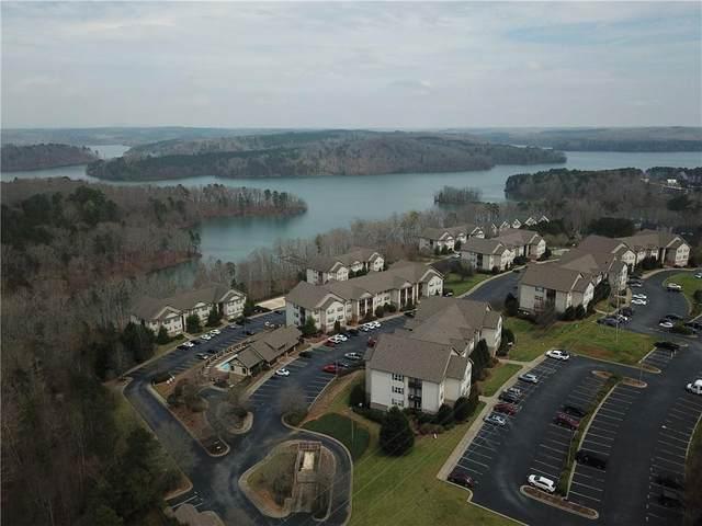 321 Harts Cove Way, Seneca, SC 29678 (MLS #20232618) :: Tri-County Properties at KW Lake Region